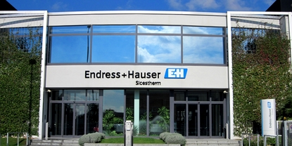 Endress+Hauser Temperature+System Products / Italien