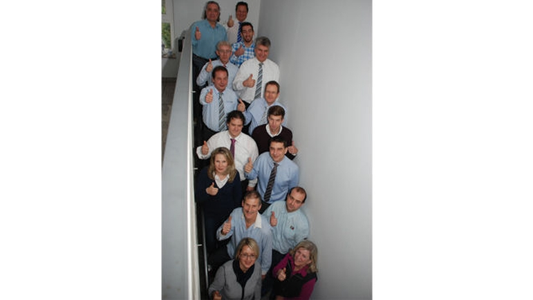 Team of Endress+Hauser Systemplan GmbH